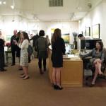 Opening Night - Newbury Fine Arts
