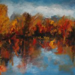 Autumn Splash    43 x 60