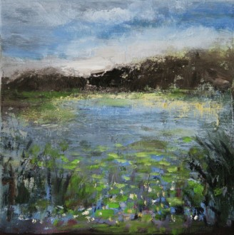 The Water Lilies 10 x 10