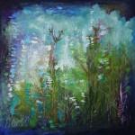 Underwater Plants 24 x 24