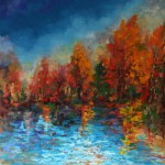 A Day in October 36 x 36