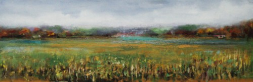 West of the City 12 x 36