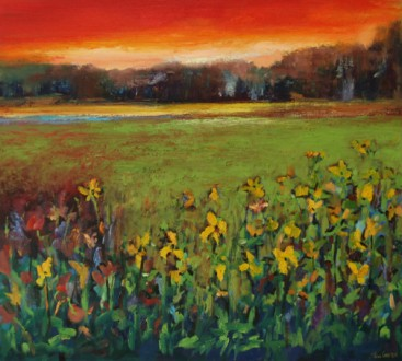 Country Gardens 36x40