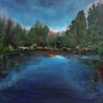 dusk-on-the-lake-48-x-48