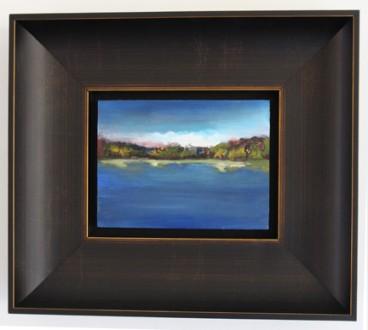Lake Travels 6 x 8