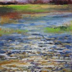 FLooded Field 24 x 18