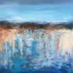 Blue Dream, 40 x 40