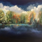 Up North In October, 18 x 24