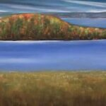 Looking South, 24 x 48